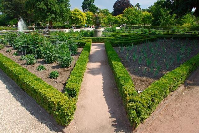 Κήπο των Φυτών Ρουέν, Γαλλία