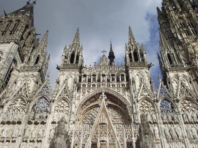 Καθεδρικός Ρουέν, Γαλλία