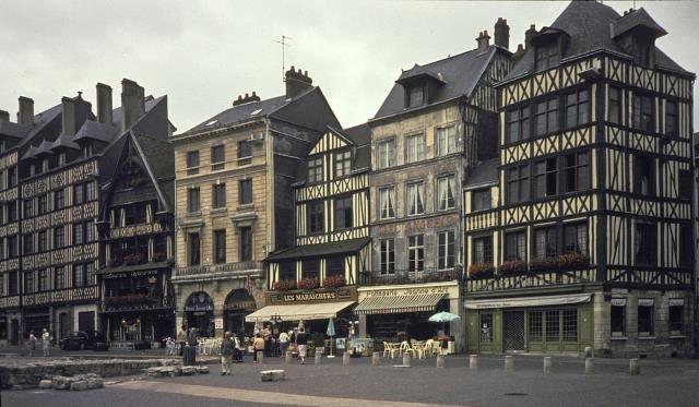 Πλατεία της Παλιάς Αγοράς Ρουέν